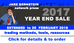 Jake Bernstein | Year End Sale
